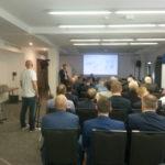Przedstawiciele SPRM wzięli udział w spotkaniu z udziałem AZT GmbH
