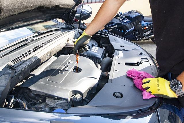Kaucja przy zakupie oleju silnikowego?